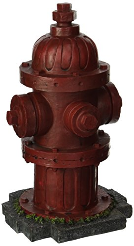 Turtle King Corp Fire Hydrant Indoor Outdoor Garden Statue D83309FBA Dog Training Tool, 14' H