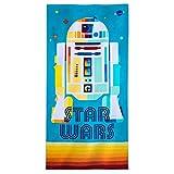 Star Wars R2-D2 Beach Towel