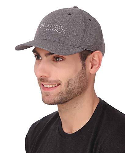 Columbia Men's Cap (CU0175-023-O/S_Grey Assorted_O/S)