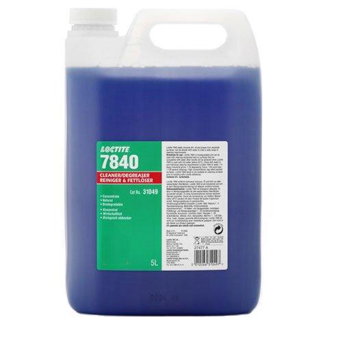 Loctite 7840 Natural Blue Cleaner & Degreaser 5 Litre