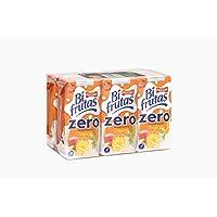 Bifrutas Zero Tropical Bebida Refrescante con Leche y Zumo de Frutas - 6 x 200 ml
