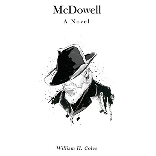 McDowell audiobook cover art