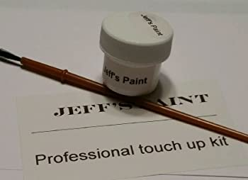 Compatible with Volkswagon VW Professional Touch Up Paint Kit 1oz