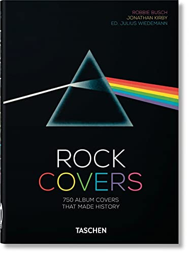 Rock Covers. 40th Ed.