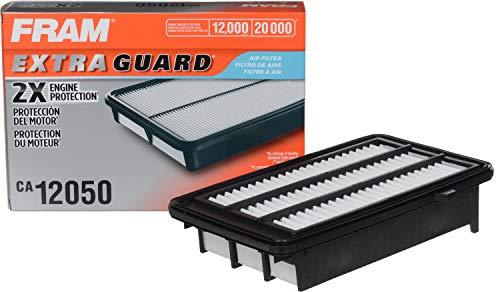 FRAM Extra Guard Air Filter, CA12050 for Select Honda Vehicles