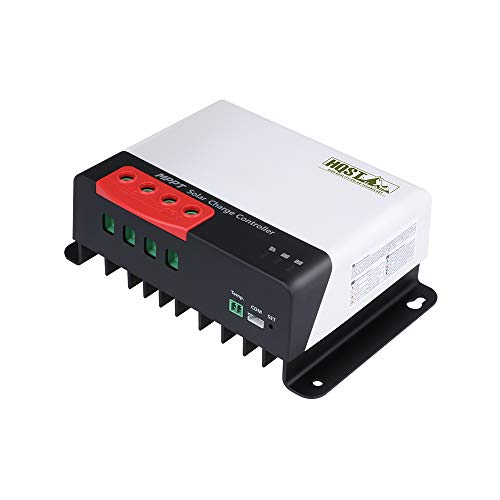 HQST 40A 12/24V MPPT Solar Charge Controller
