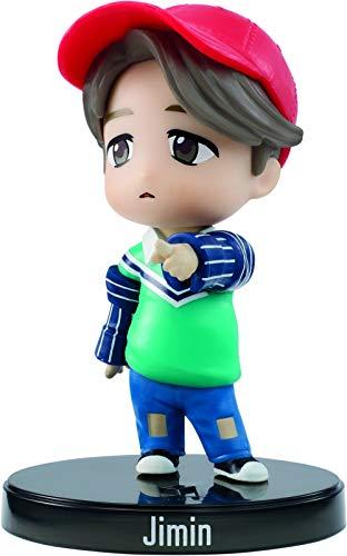 Mattel - BTS Mini Jimin Bambola da 8 cm in Vinile, Giocattolo per Bambini 6+ Anni, GKH81