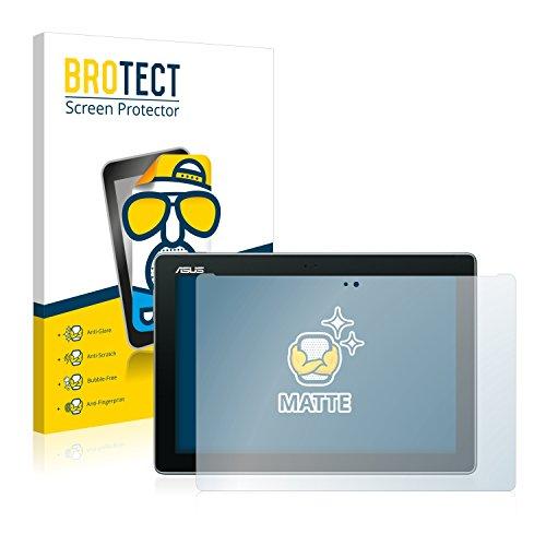 BROTECT 2X Entspiegelungs-Schutzfolie kompatibel mit Asus ZenPad 10 Z300M Bildschirmschutz-Folie Matt, Anti-Reflex, Anti-Fingerprint