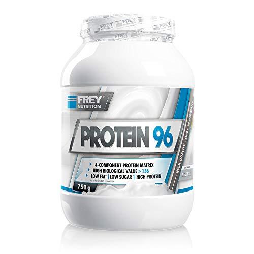 Frey Nutrition Protein 96 Neutral Dose, 1er Pack (1 x 750 g)