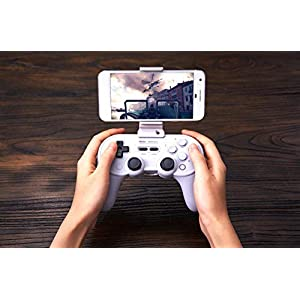 SN30Pro+ Wireless Controller for Nintendo Switch with a Keychain, Bluetooth Gamepads with Ultimate Software, Game Wireless Controller for Steam, MacOS, PC, Android & Raspberry Pi (SN Edition)