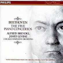 brendel beethoven concertos