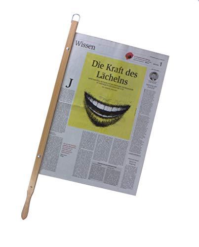 BigDean Zeitungsstock Old Times Bild