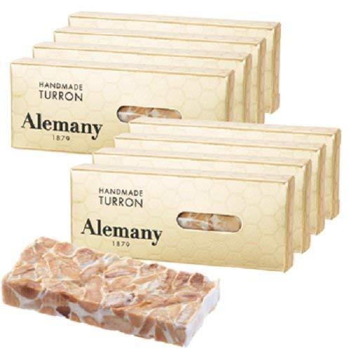 アレマニー (Alemannie) ハニー トゥロン 8箱セット【スペイン 海外土産 輸入食品 スイーツ ヌガー】