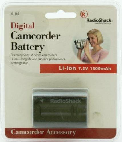 RadioShack Digital Camcorder Battery