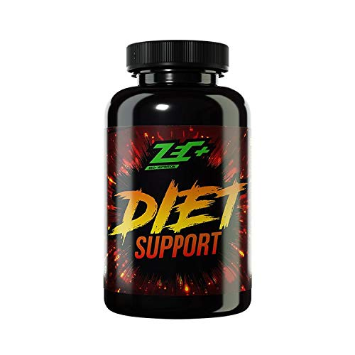 ZEC+ Diet Support - 150 Kapseln mit Grüntee-Extrakt, Curcuma, Mate-Tee-Extrakt uvm. Made in Germany