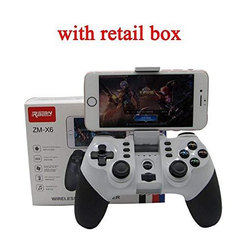 NHSCDZ Gamepad,2.4G Wireless Bluetooth Controller Gamepad Joystick per PS3 Console di Gioco per...