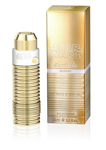 Star Wars Amidala Eau de Parfum, 1er Pack (1 x 60 ml)