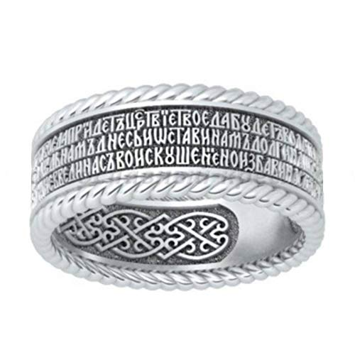 Orthodoxer Ring