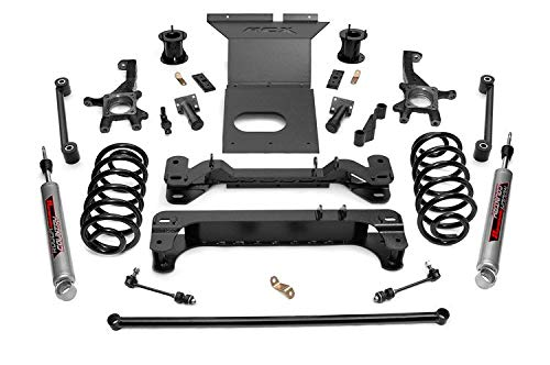 Rough Country 6' Lift Kit (fits) 2007-2009 FJ Cruiser Suspension System 770S