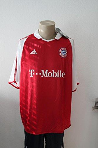 Trikot Adidas FC Bayern München 2003-2004 Home [Größe XL] T-Mobile