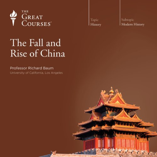 The Fall and Rise of China audiobook cover art