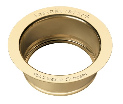 InSinkErator Sink Flange, French Gold, FLG-FG Brass Kitchen Accessories Air