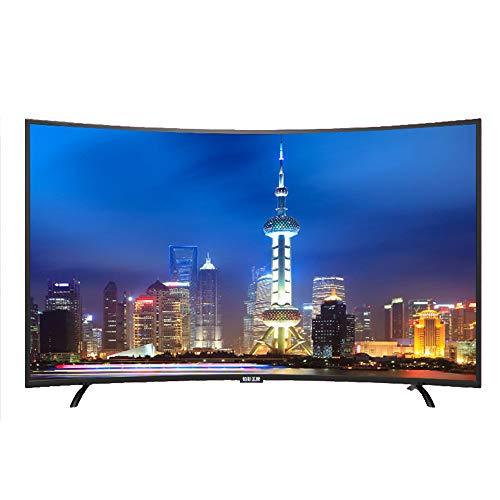 Smart TV TV Curvada de 32 Pulgadas WiFi Internet TV TV de Voz