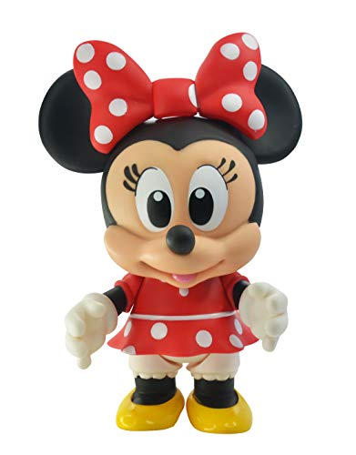 Boneco Minnie Baby, Lider Brinquedos, Pto/vermelho Lider Brinquedos Pto/vermelho