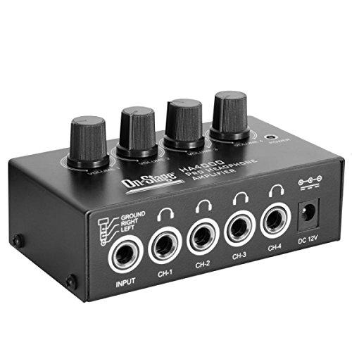 Pro Headphone Amplifier