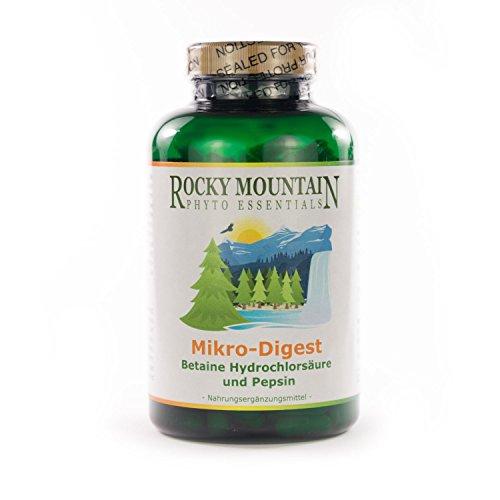 Mikro-Digest (Betaine Hydrochlorsäure & Pepsin)