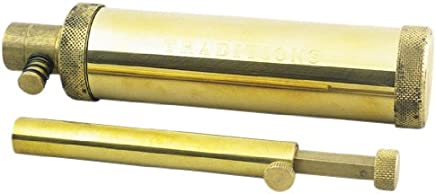 Traditions Performance Firearms Muzzleloader 209 Capper Brass with Lanyard Loop