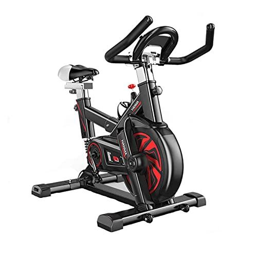 AARRM Bicicletas Spinning Indoor,Bicicleta estática de Spinning Deportiva,Resistencia Infinita para el hogar...