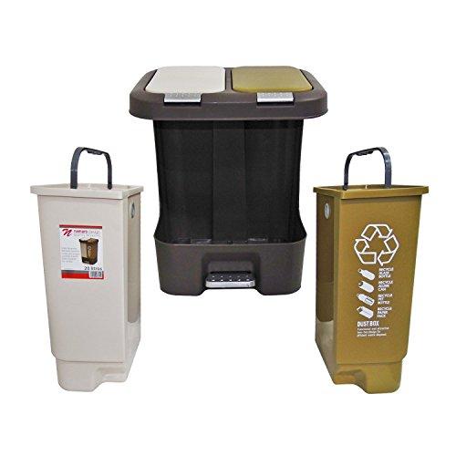 Opiniones y reviews de Basura y reciclaje los más solicitados. 3