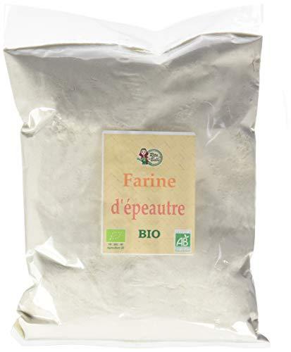 RITA LA BELLE Farine d'Epeautre Bio de France 500g - Lot de 3