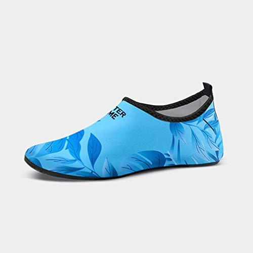 LYNNDRE Zapatos De Buceo Macho Y Hembra, Anti-Corte Zapatos De La Playa...