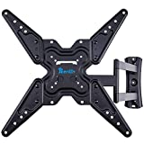 TV Wall Bracket Mount, Swivels Tilts TV Mount Bracket with Heavy Duty Extend
