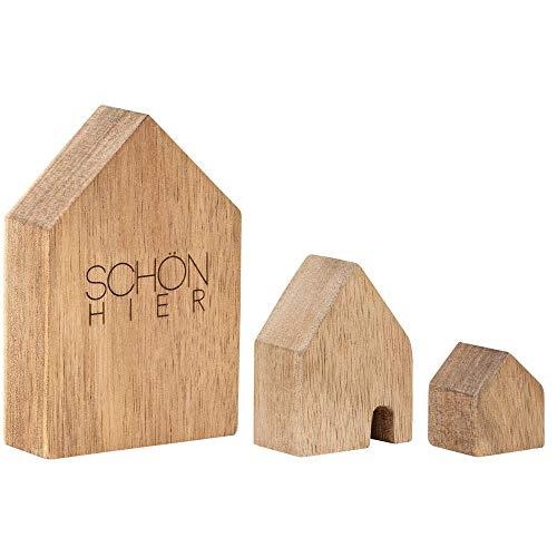 Räder Holzhäuser Set - Schön Hier