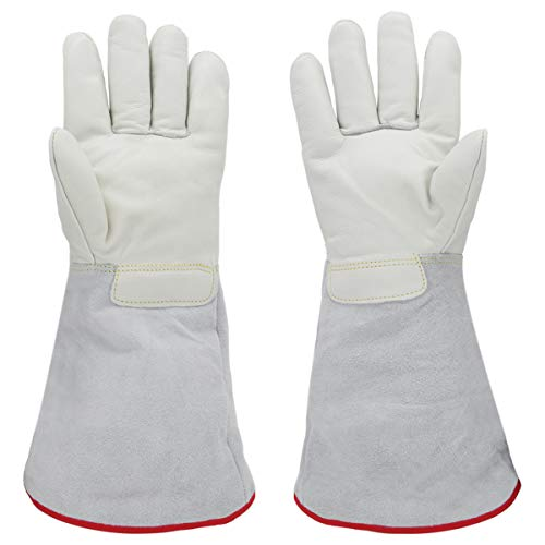 Dry Ice and Liquid Nitrogen Working Gloves 15.7