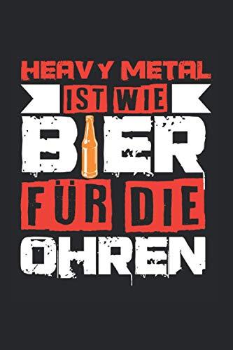 Kalender 2021: Heavy Metal Bier Festival Konzert Lustig Geschenk 120 Seiten, 6X9 (Ca. A5), Jahres-, Monats-, Wochen- & Tages-Planer