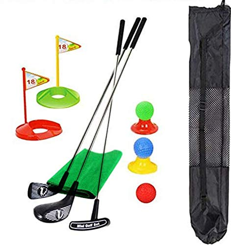 SOWOFA Golf 13 Piezas de Palos de Metal Juego de...
