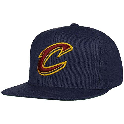 Mitchell & Ness - Cleveland Cavaliers - Snapback Cap Kappe - NBA Basketball - One Size