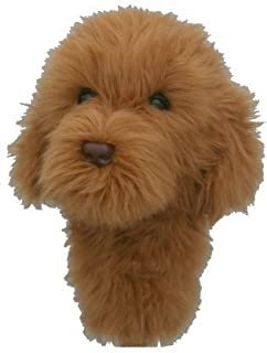 Daphne's HeadCovers: Labradoodle / Doodle Dog Golf Club Cover