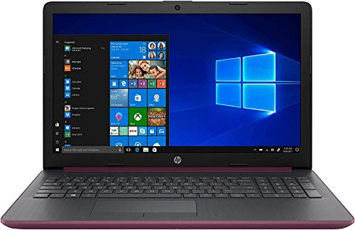 HP 15-da0075na 15.6' Full HD Laptop Intel Dual-Core N4000, 8GB DDR4RAM, 256GB Solid State Drive, Bluetooth and Wi-Fi Windows 10 Pro - UK Keyboard - Non HP Plain Box