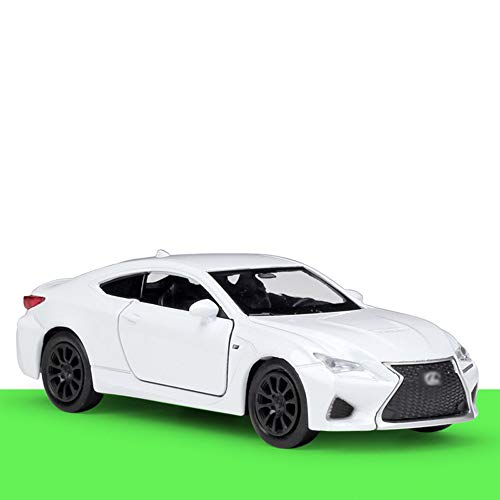 Weaston RC F Japanese sports car 1:36 Model Car Metal Die-casting Car For Boys Kids Teens And Toddler Xmas Gifts Adult Collection Ornaments Decorations