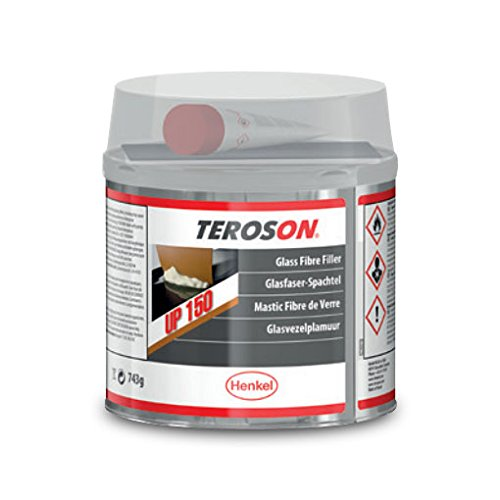 Mastic Fibre de verre Teroson UP 150 1865g