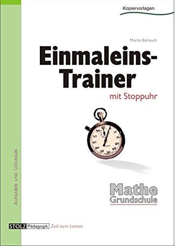 Einmaleins-Trainer mit Stoppuhr: Flott rechnen lernen