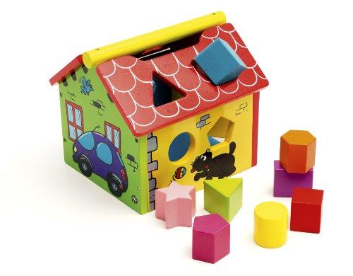Jeujura - 50200- Jeux de Construction-la Maison des Formes