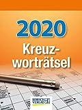 Kreuzworträtsel 2020: Tages-Abreisskalender mit einem neuen Kreuzworträtsel für jeden Tag I Aufstellbar I 12 x 16 cm - Korsch Verlag