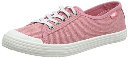 Rocket Dog Chow Slip-On Trainers, Salty Pink L00, 3 UK