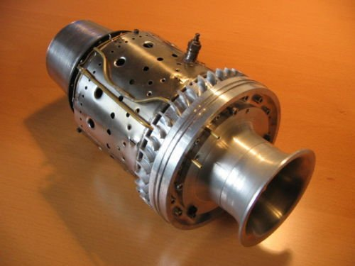 Build Your Own Rc Turbine Engine